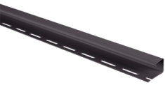 "Сайдинг Планка ""J - trim"", 3000 мм, цвет Сиреневый"
