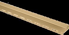 """Планка """"отделочная для откосов"""", 3000 мм, цвет Песочный"""