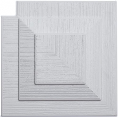 Накладка декоративная ВС - Белая