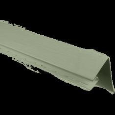 """Планка """"околооконная"""" серо-зеленая Т-17  -  3,00м."""