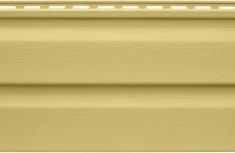 Виниловый сайдинг Kanada Плюс престиж Жёлтый, 3,66м